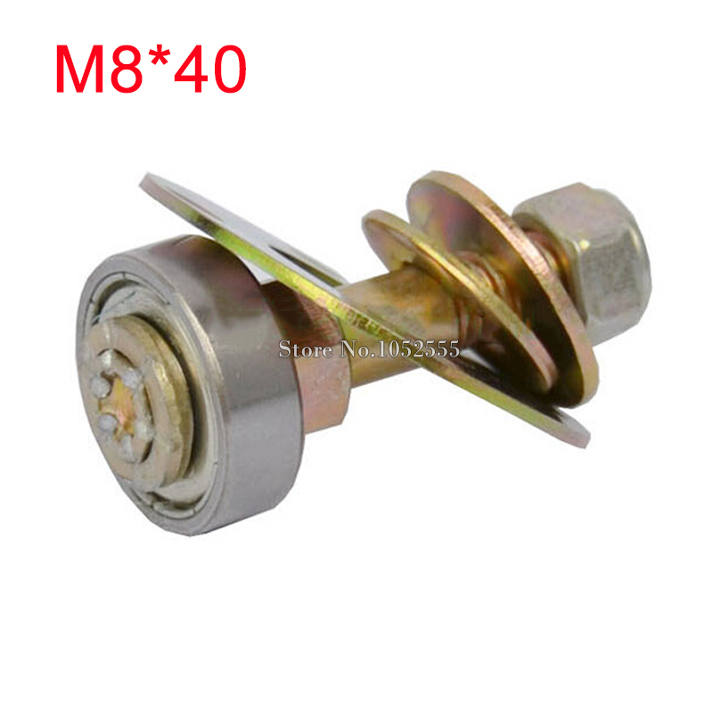 20PCS M8*40 Rocking Chair Bearing Accessories Furniture Connecting Fittings Screws Kit Connecting Fittings K195(China (Mainland))