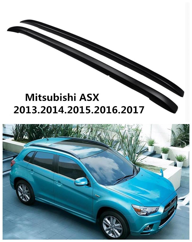 For Mitsubishi ASX 2013.2014.2015.2016.2017 Roof Racks Auto Luggage Rack High Quality Brand New Aluminum Car Accessories(China (Mainland))