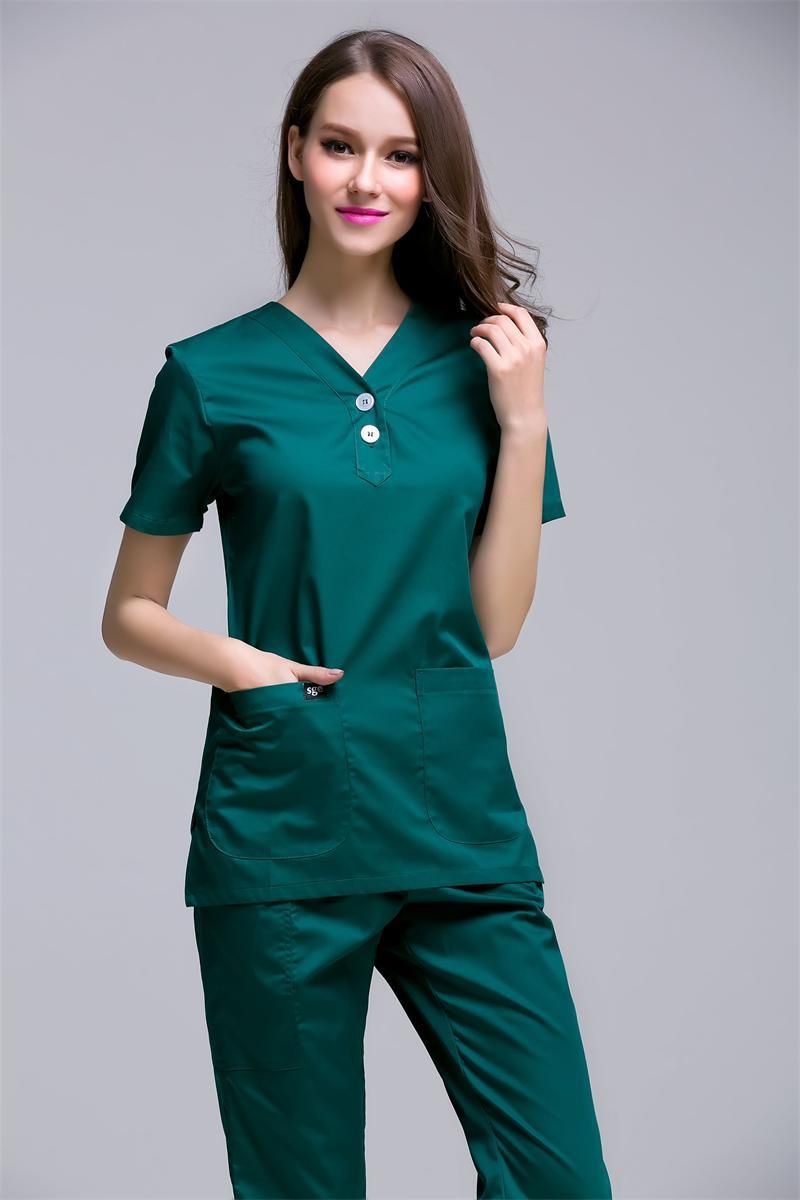 Popular spa clothes buy cheap spa clothes lots from china for Spa uniform tops