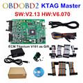 Newest KTAG SW V2 13 Firmware V6 070 ECU Programming Tool K TAG Master Version K