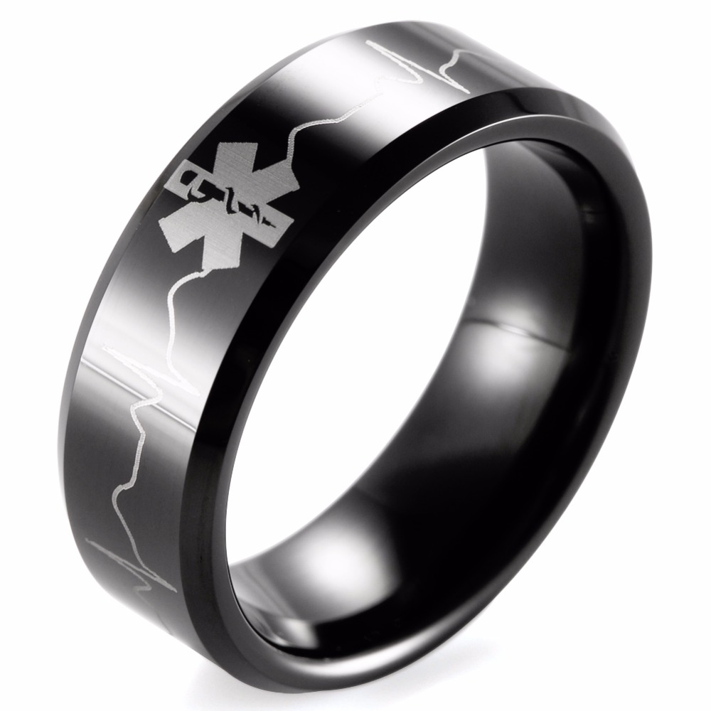 popular firefighter wedding bands buy cheap firefighter With ems wedding rings