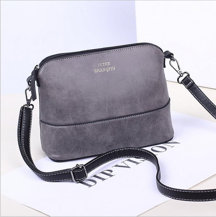 New 2015 autumn fashion preppy style stamp one shoulder bags women leather handbags women messenger bags women handbag(China (Mainland))