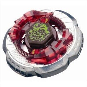 1PCS BEYBLADE METAL FUSION BEYBLADE BB65 COUNTER ROCK SCORPIO Escolpio T125JB METAL FUSION Without Launcher(China (Mainland))