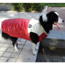 Buy 6 Color Large Dog Jacket Autumn Winter Dog Clothes Big Dog Coat Thicken Warm Large Pets Clothing Dogs Costume for $16.10 in AliExpress store