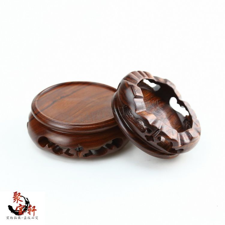 Vase of Buddha teapot flowerpot surround red wingceltis whole wood real wood household act the role ofing is tasted handicraft<br><br>Aliexpress