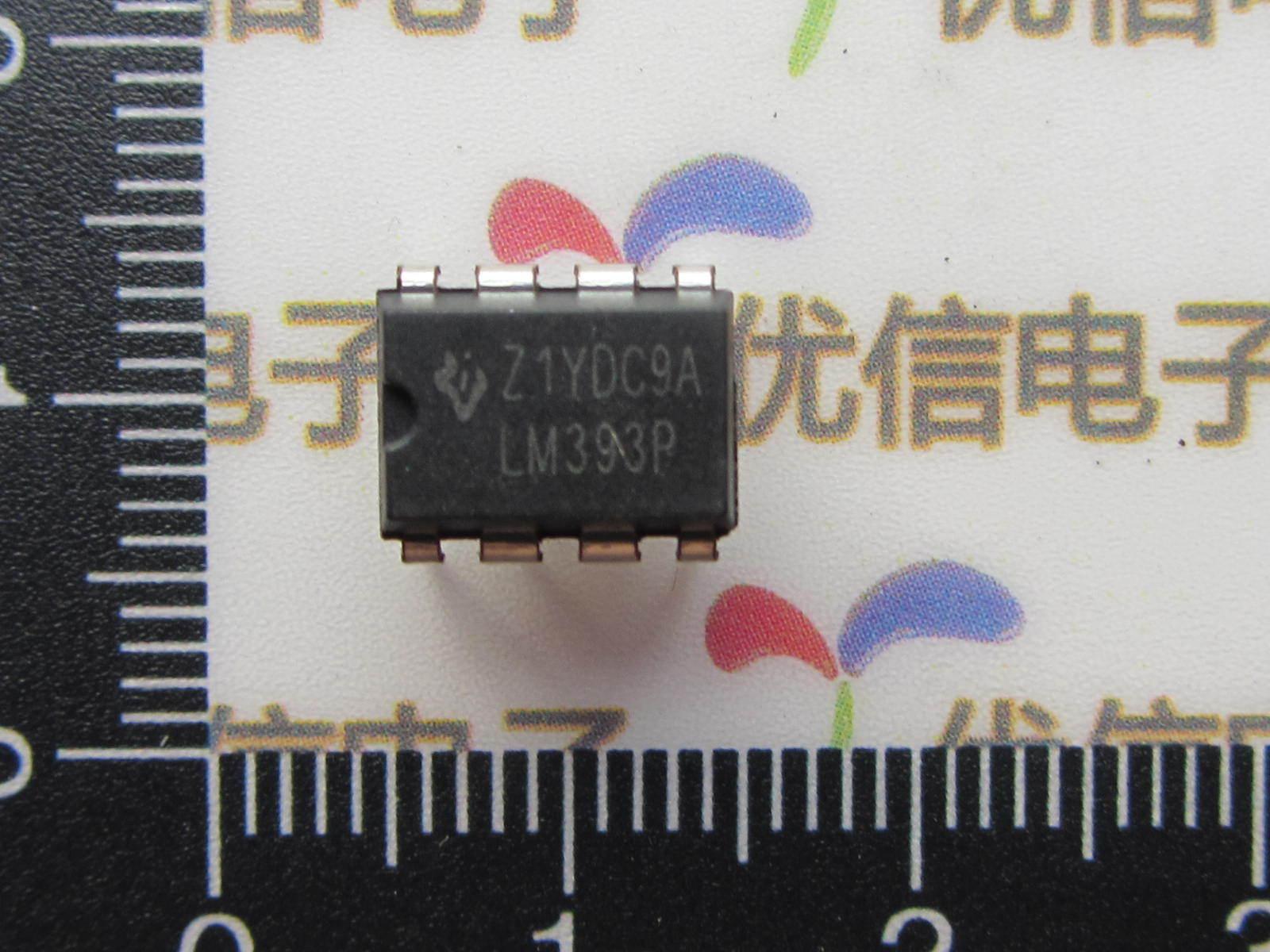 микросхема lm393p схема