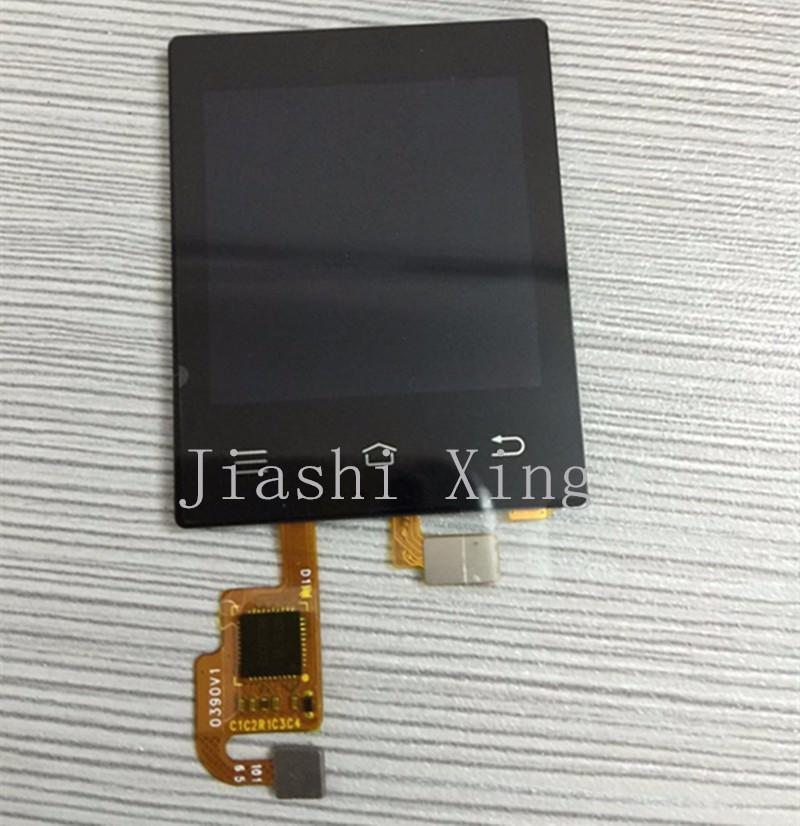 ถูก ฉบับที่1 D6เดิมจอแสดงผลLCD +หน้าจอสัมผัสแผงDigitizerอุปกรณ์เสริมสำหรับฉบับที่1 D6โทรศัพท์นาฬิกาสมาร์ทฟรีการจัดส่งสินค้า+ T Rackจำนวน