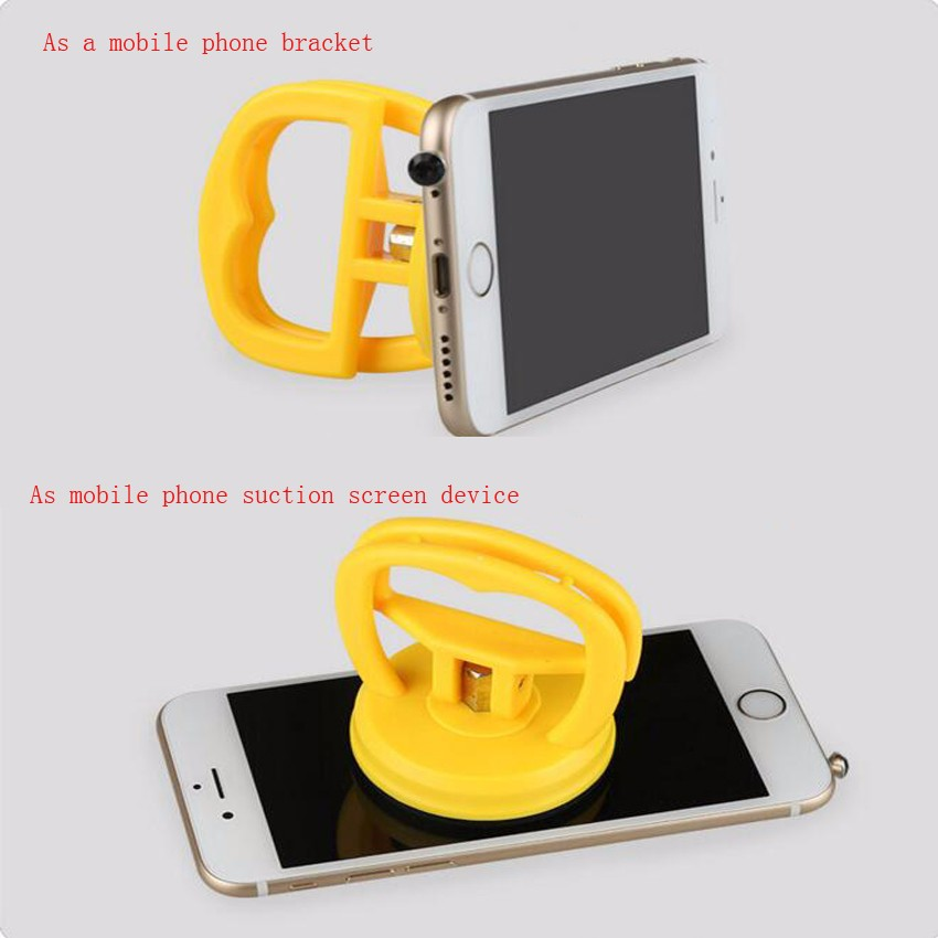 1PC 2017 High Quality Mobile Phone Bracket Suction Cup Lcd Repair tool Screen Opening Tool For Ipad For Tablet Devices