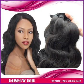 "Wholesale virgin brazilian hair weft hair extension body wave 12""~30"" 1kg/lot 100g/pcs free shipping"