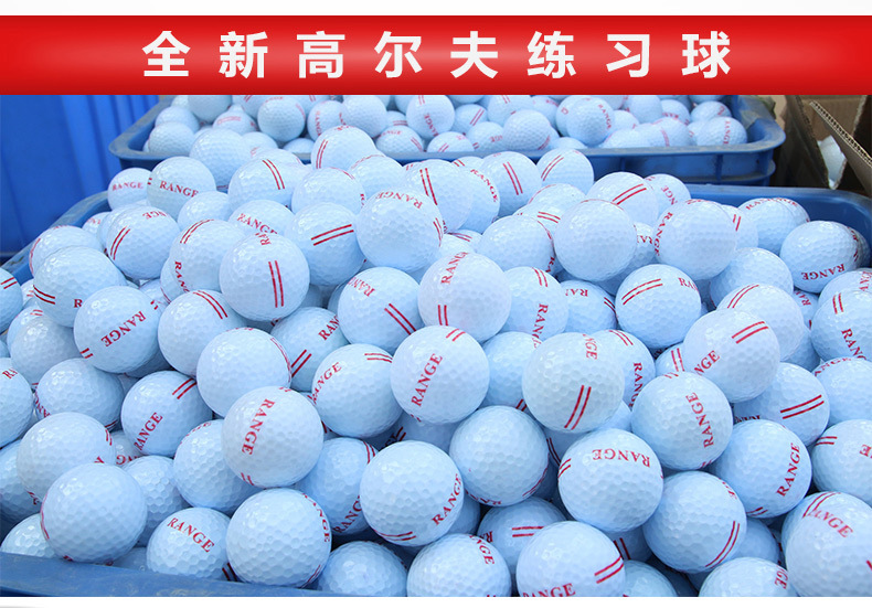 20pcs/lot Free shipping 2 layer golf clubs brand new golf balls practice match ball distant ball wholesale&retail(China (Mainland))