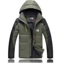 2015 fashion men winter duck down jacket outwear coat 5 color size M L XL XXL D321