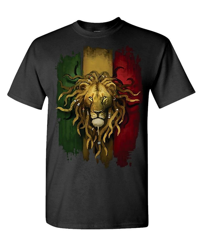 Online buy wholesale rasta shirt from china rasta shirt for Cheap custom shirts bulk
