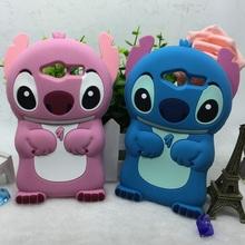 3D Cartoon Stitch Case ZTE Blade L3 Apex L2 Plus Cute Soft Silicone Phone Cover - @Qi Yun mobile phone accessories flagship store