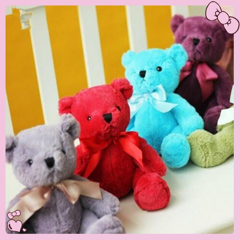 Mini stuffed animals baby toys plush bear plush pokemon soft toys for bouquets teddy bear stuffed  graduation gift plush toys