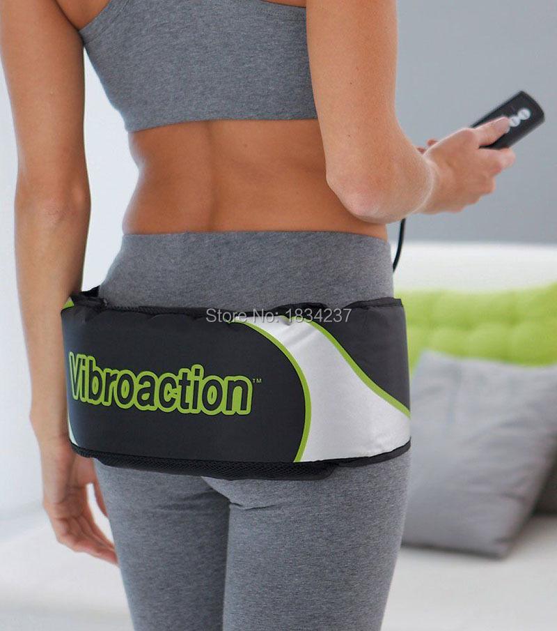Slimming Heating Sauna Belt Massager Lose Weight Shock Vibrating Vibration Fat Burner AB GYM Toner Waist Muscle Stimulator(China (Mainland))