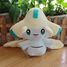 Pokemon Pocket Monster Jirachi 20CM Plush Toys Cartoon Anime Stuffed Dolls Children Birthday Gift