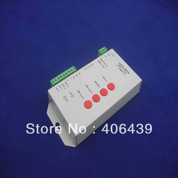 T-1000S SD Card LED Controller Pixel RGB Led Control Support DMX512 5-24V T1000S - SCOTT Store store