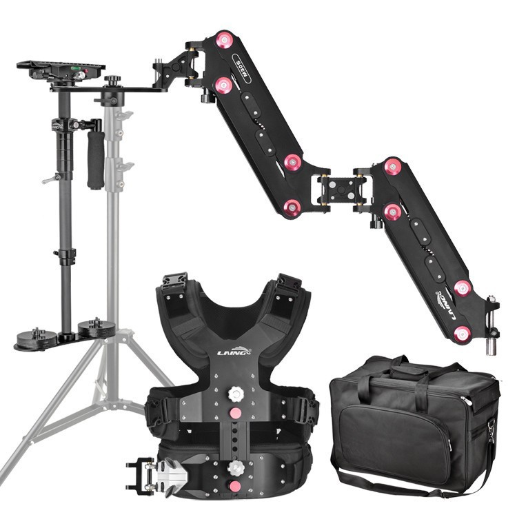 Free DHL 1-10kg LAING P-04 Stabilizer X15 Vest Arm Steadicam Steadycam Camera Video DSLR