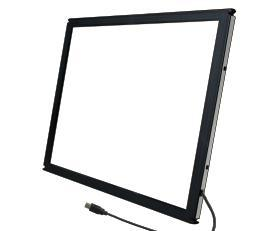 "40"" IR touch screen frame,truly 6 points IR multi touch screen panel, driver free usb touch screen(China (Mainland))"