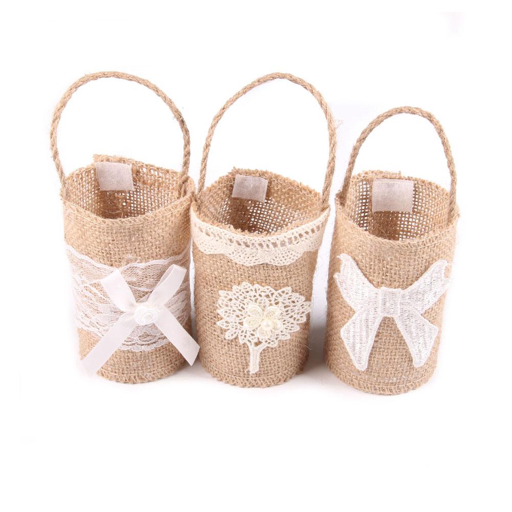 Linen Drawstring Gift Bags Wedding Favor Bags Wedding Gift Bags Jewelry Bag(China (Mainland))