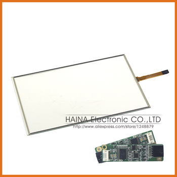 Widescreen 17 17.1 Inch includes USB Controller 4 Wire Resistive Touch Screen Panel For photobooth/photo kiosk/Laptop