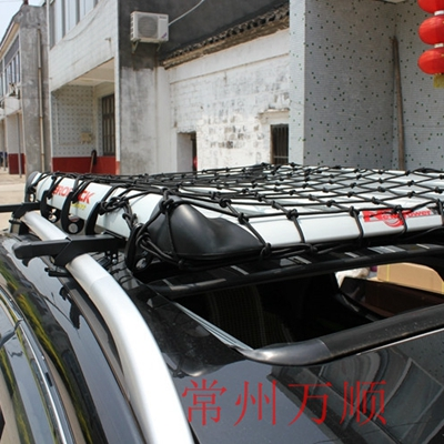 Vehicle luggage box special network, private network rack car cover,automobile universal elastic net, multifunctional car-covers(China (Mainland))