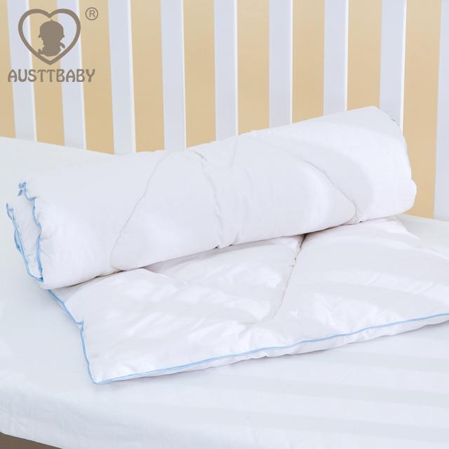 Austtbaby детские постельного белья детские кроватки матрас с 100% хлопок наполнитель ...
