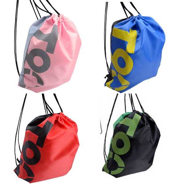 2016 New Drawstring Backpack School Bag Handbags Waterproof Swimming Beach Bag Pouch<br><br>Aliexpress