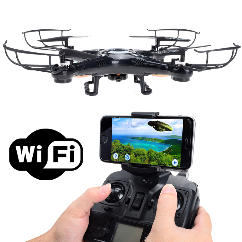 X5C-1 FPV Wifi RC Quadcopter with 2.0MP Camera 2.4G 4CH 6Axis Helicopter Drone Video Transmission Remote Control ToyVS Syma X5C<br><br>Aliexpress