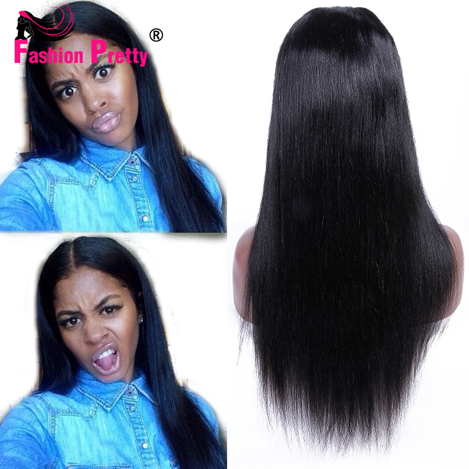 2014 Best Selling Indian Human Hair U Part Wigs For Black Women Best Straight Middle Part Cheap U Part Wigs For African American<br><br>Aliexpress