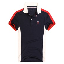 2016 JERSEY MENS CLOTHING BRAND TOMMYS POLO SHIRTS SHORT SLEEVE COTTON 95%COTTON 5 % STRETCH FREE SHIPPING