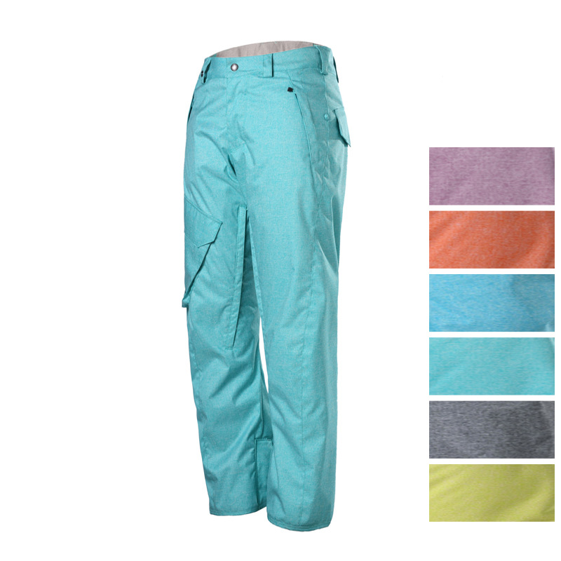 2016 New Winter skiing Pants Outdoor Sport Pants Men jeans Climbing Hiking pants Ski Trousers waterproof windproof warm clothing