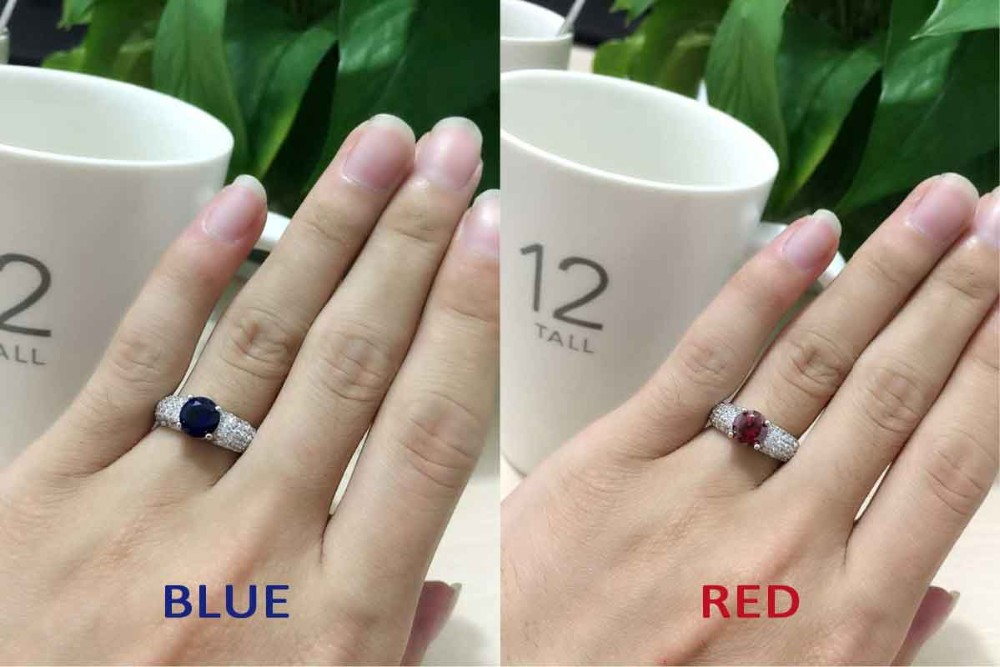 BLUE-AND-RED