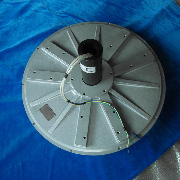 PMG700 3kw 380VAC 100RPM disc coreless Low RPM Wind Generator/Alternator Three-Phase Permanent Magnet Generator(China (Mainland))
