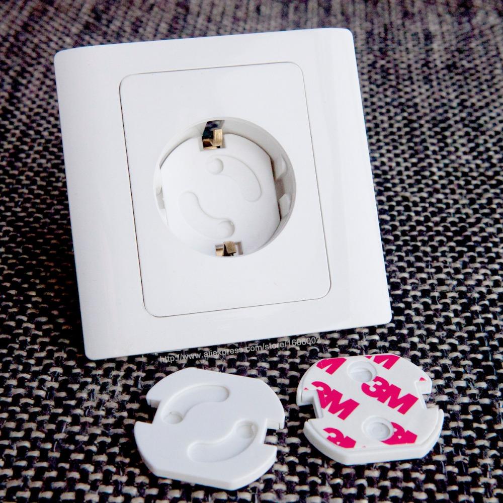 Детская безопасность устройства 3 м клей эффективно предотвращать электрическим током применимо в европе ребенок гнездо защитная крышка крышка бесплатная доставка