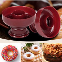 Buy Cake Tool Doughnut Donut mold Cake Chocolate Jelly Making Mold Cake Desserts Bread Cutter Mould 2B for $1.68 in AliExpress store