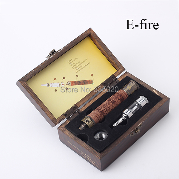 Review electronic cigarette UK