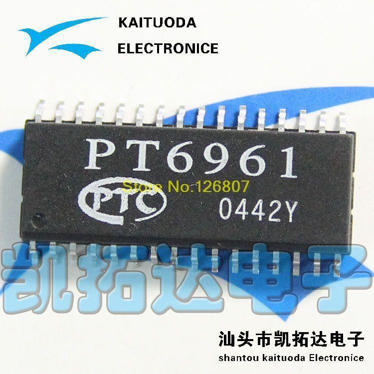 [ Electronic ] new original PT6961 LED Driver(China (Mainland))