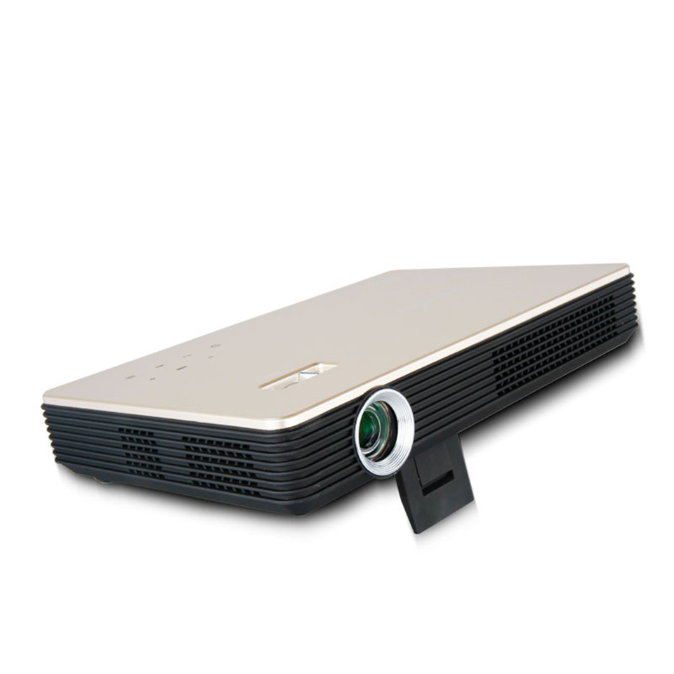 DH-3D88 3D HD Android 4.4 LED DLP Projector Sharing Touch Screen with 1080P Build-in Speaker WIFI Bluetooth 8G internal storage(China (Mainland))