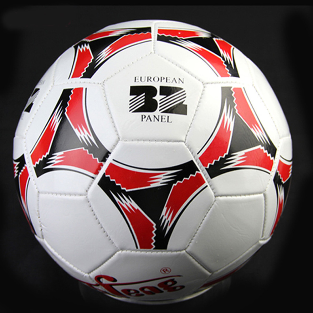 2016 Promotion Football Ball Standard Size 5 PVC Soccer Ball For Match Training(China (Mainland))