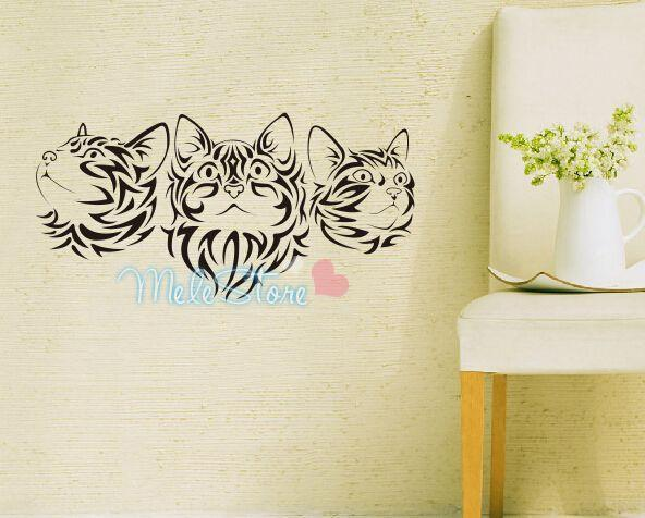 Фото - Стикеры для стен MeleStore 22 MQT406 стикеры для стен melestore bone cute decortaion mqt403