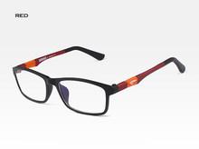 Мужские и женские оправы для очков, Простые Стеклянные оправы для очков, Силиконовые Оптические Брендовые очки для очков, оправа для очков М...(China)