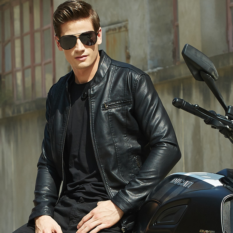 5 Tips For Guys To Pull Off The Leather Jacket Look01