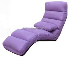 5 Colors Floor Folding Adjustable Sleep Sofa Bed