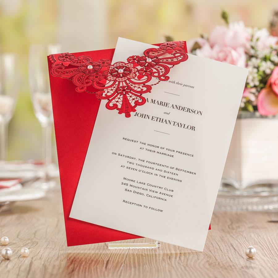 Nice Wedding Invitations Timing Model - Invitations and ...