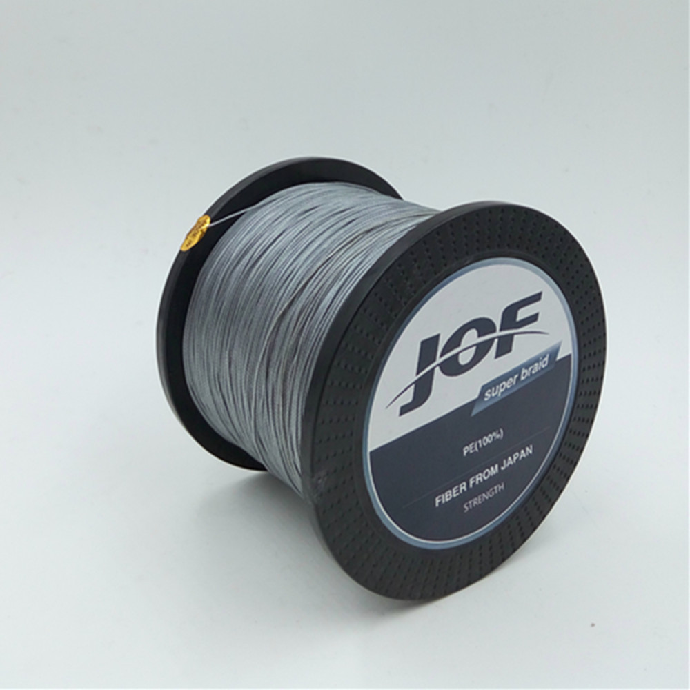 Online Fishing Tackle Store 100M 8 Strands Super PE Multifilament Braided Fishing Line Fly Lines Backing 60 80 120 150 200LB(China (Mainland))