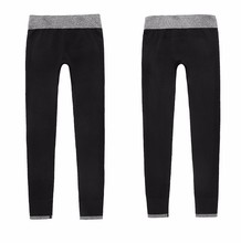 Women Sexy Sports Cropped Pants Elastic Wicking Force Exercise Female Sports Elastic Fitness Running Trousers Slim Leggings(China (Mainland))