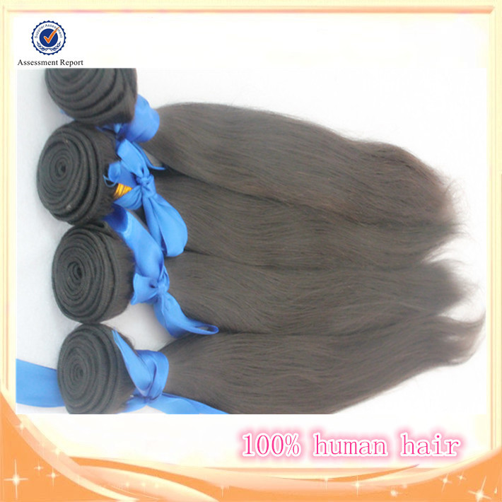 Ms Lula Hair Brazilian Virgin Hair Straight 4Pcs/Lot Grade 6A 100% Unprocessed Human Hair Straight Brazilian Straight Hair