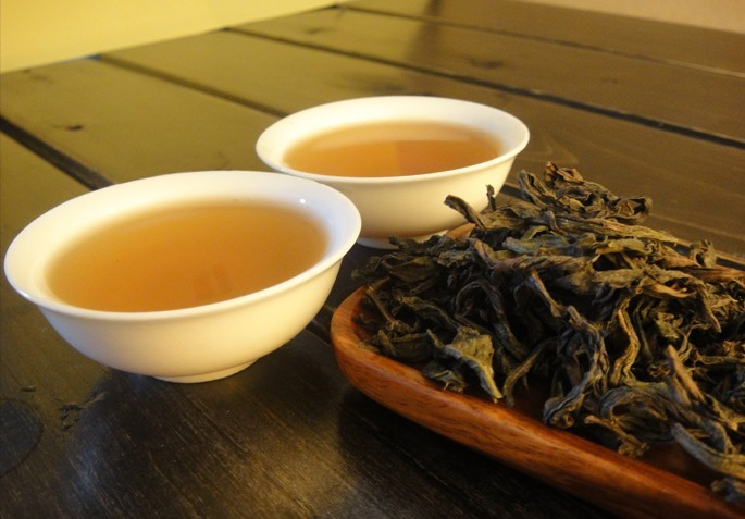 250g Dahongpao tea chinese tea oolong tea black tea free shipping