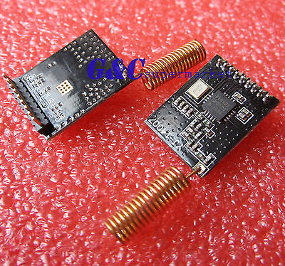 SI4432 1000m Wireless Module 470Mhz 433mhz 915MHZ SI4432-B1-FMR(China (Mainland))